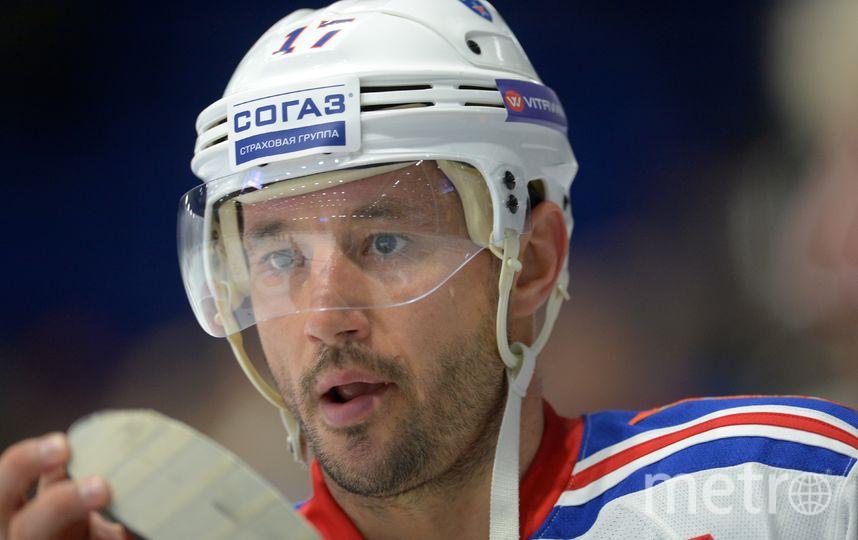 Этим летом СКА покинул нападающий Илья Ковальчук. Фото Getty