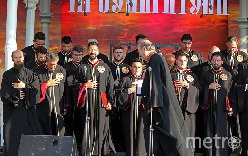 """Фестиваль православного пения """"Просветитель"""". Фото предоставлены организаторами, """"Metro"""""""