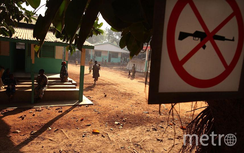"""В Центральноафриканской республике убито три человека, два из них - сотрудники """"Известий"""". Фото Getty"""