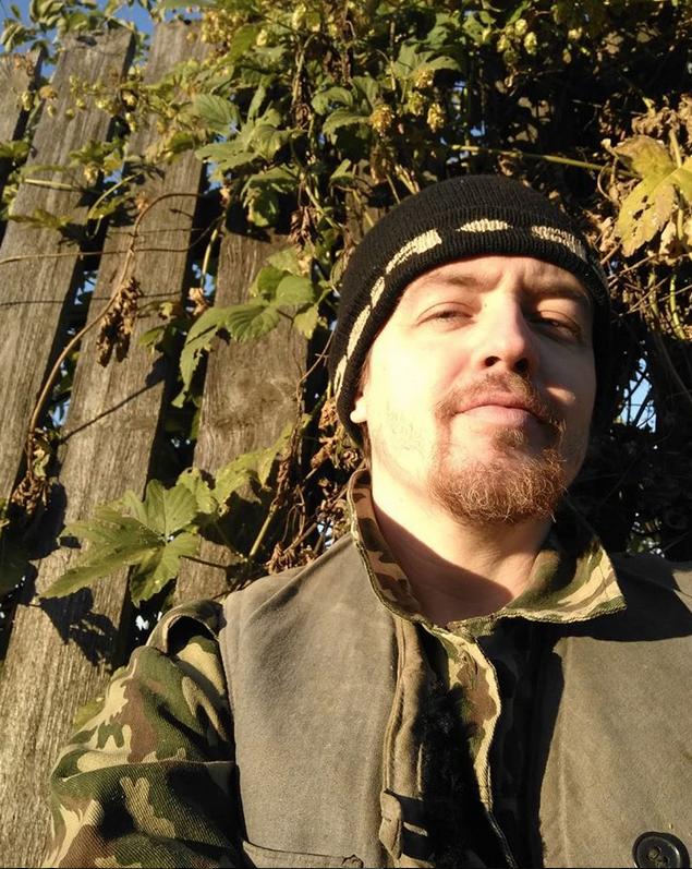 Май Абрикосов (Роман Тертишный) сейчас, 2018. Фото Скриншот Instagram: @tertishnyi_official