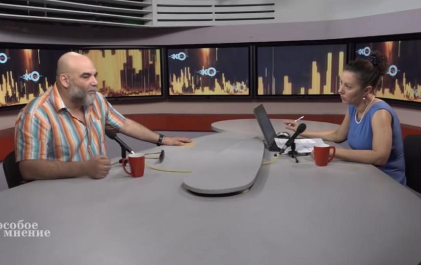 В ЦАР погиб журналист Орхан Джемаль. Фото Скриншот видео YouTube.