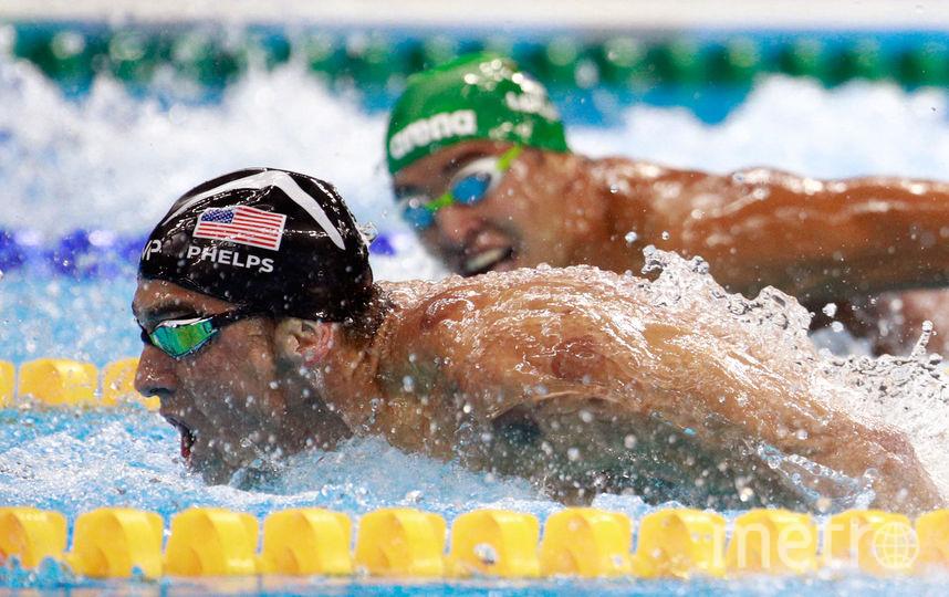 Рекорд Майкла Фелпса побил 10-летний пловец. Фото Getty