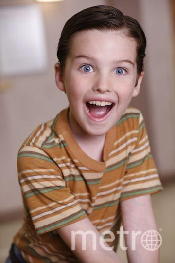 10-летний актёр Иэн Армитедж. Фото Предоставлено Paramount Comedy