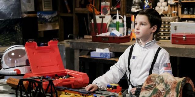 10-летний актёр Иэн Армитедж.
