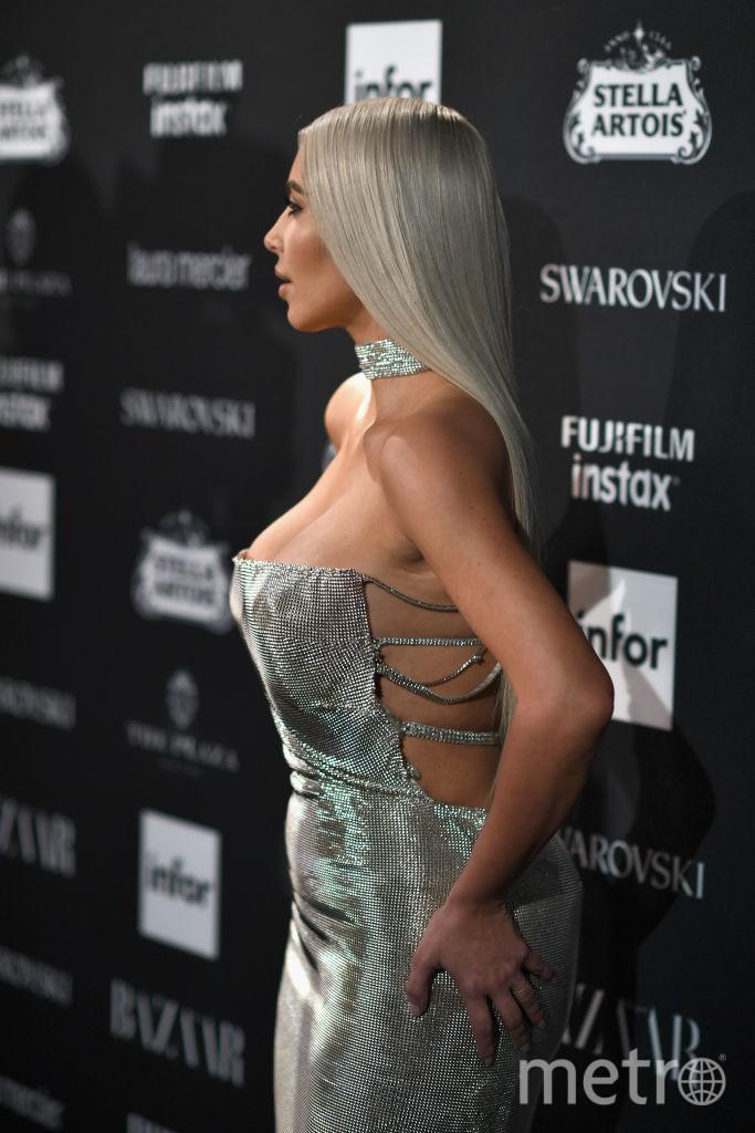 Ким Кардашьян, фотоархив. Фото Getty