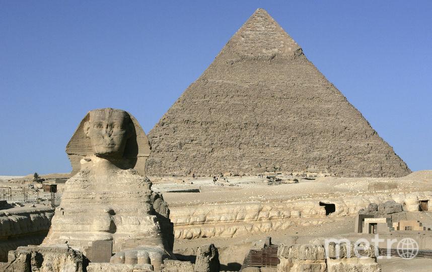 Пирамида Хеопса, фотоархив. Фото Getty