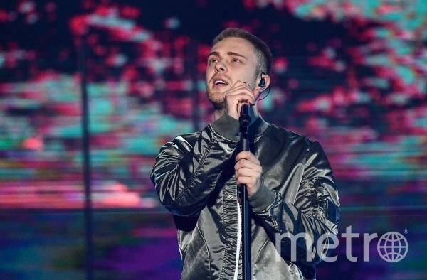 Егора Крида оштрафовали за концерт. Фото РИА Новости