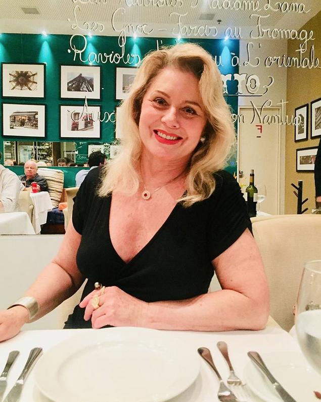 Вера Фишер сейчас, 2018. Фото Скриншот Instagram: @verafischeroficial