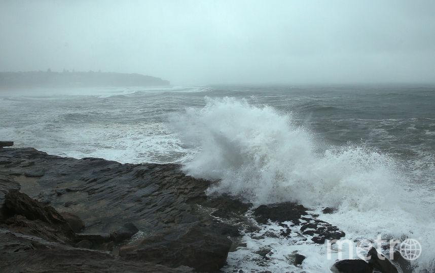 Алтантический океан. Фото Getty