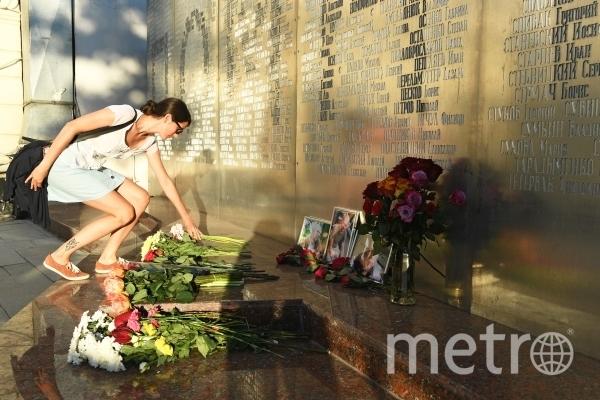 По данным МИД, на телах убитых журналистов не обнаружены следы пыток. Фото РИА Новости
