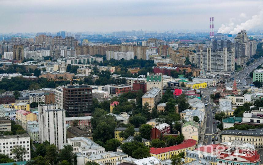 В центре Москвы найдены руины храма. Фото РИА Новости
