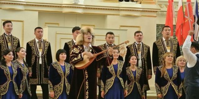 """Международный фестиваль хорового искусства """"Поющий мир""""."""