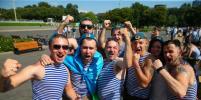Как отпраздновали день ВДВ в Москве: яркие фото и видео