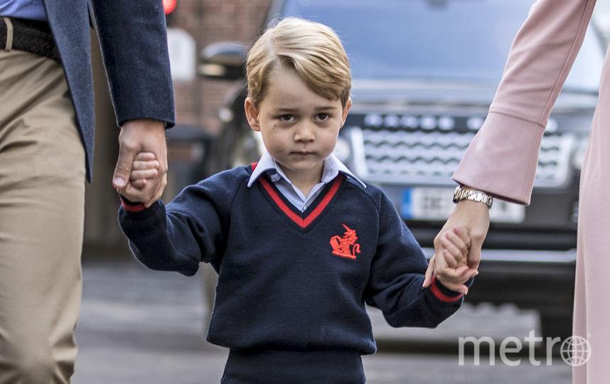 Принц Джордж. Фото Getty