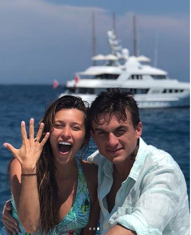 Регина Тодоренко и Влад Топалов. Фото www.instagram.com/reginatodorenko