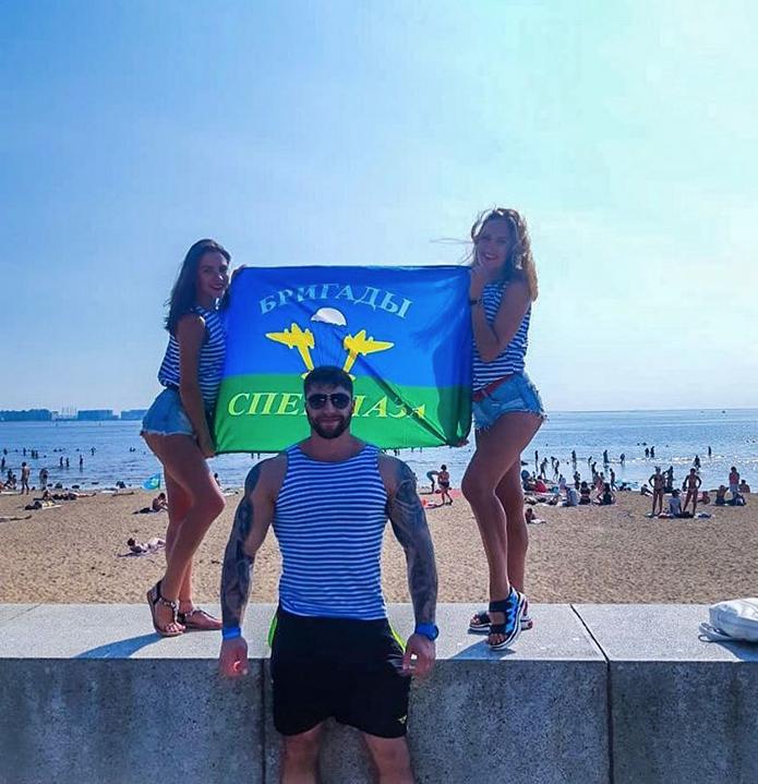 День ВДВ в Петербурге: Instagram заполонили яркие фото праздника. Фото Скриншот Instagram: @rita_germanova