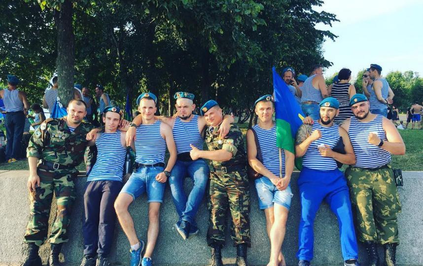 День ВДВ в Петербурге: Instagram заполонили яркие фото праздника. Фото Скриншот Instagram: @evromanov17