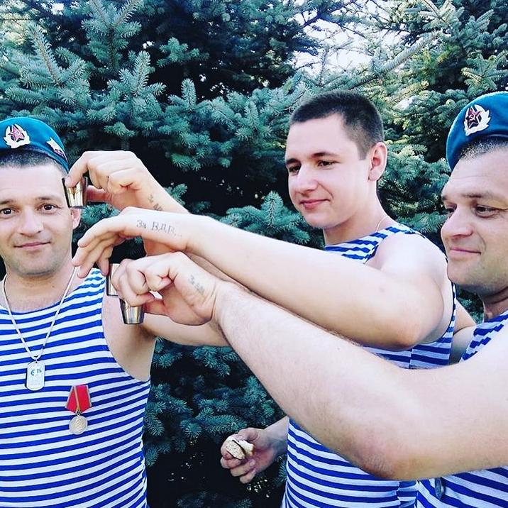 День ВДВ в Петербурге: Instagram заполонили яркие фото праздника. Фото Скриншот Instagram: @zzeusz