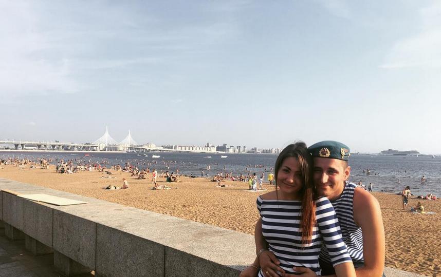 День ВДВ в Петербурге: Instagram заполонили яркие фото праздника. Фото Скриншот Instagram: @mrs.pavlowa