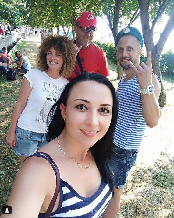 День ВДВ в Петербурге: Instagram заполонили яркие фото праздника. Фото Скриншот Instagram: @julia_africa