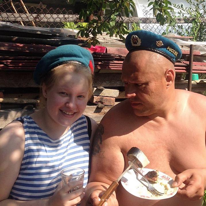 День ВДВ в Петербурге: Instagram заполонили яркие фото праздника. Фото Скриншот Instagram: @ritashuyanova_