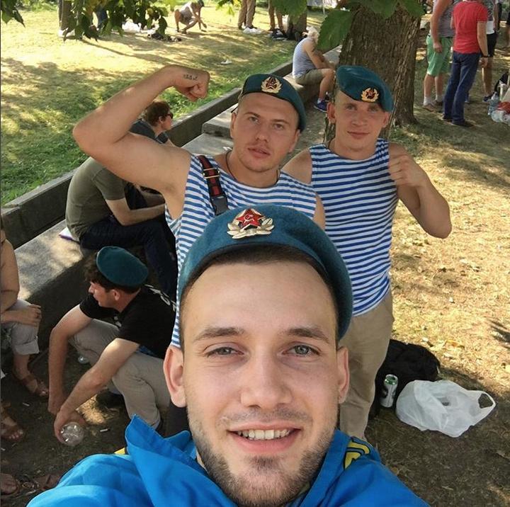 День ВДВ в Петербурге: Instagram заполонили яркие фото праздника. Фото Скриншот Instagram: @cocok_negra