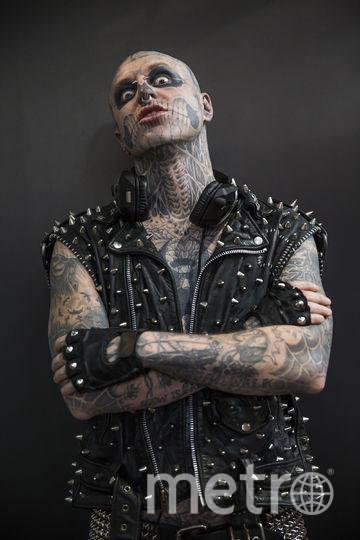 Zombie Boy. Фото Getty