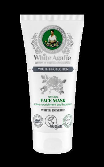 "Маска для лица ""Сохранение молодости"" White Agafia. Фото предоставлено пресс-службой бренда, ""Metro"""