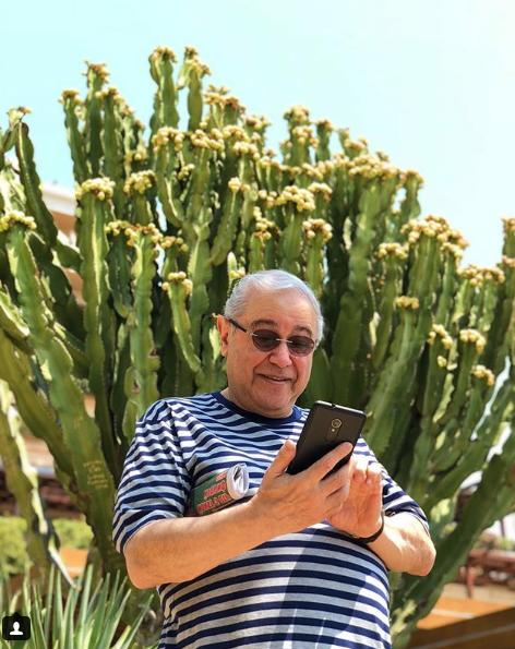 Евгений Петросян. Фото https://www.instagram.com/petrosyanevgeny/?hl=ru