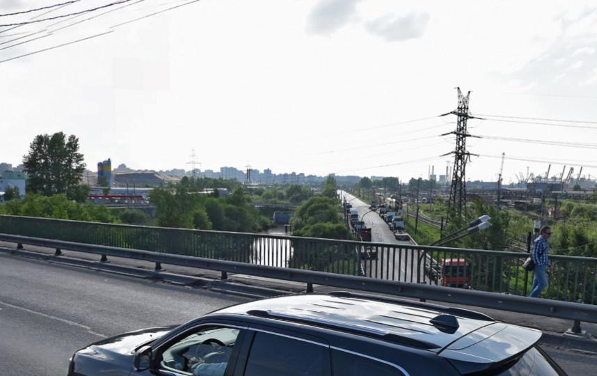 Река Красненькая. Фото фото: скриншот Яндекс.Панорамы.