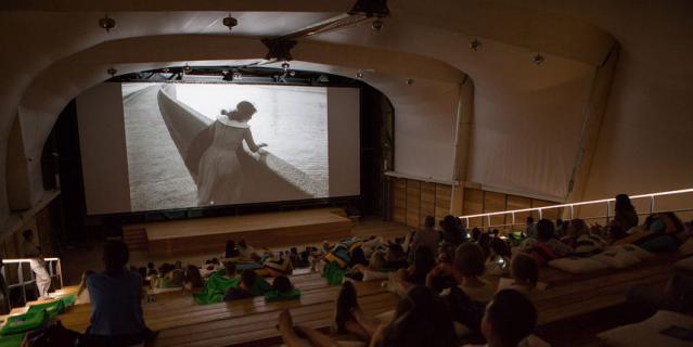 2. Москва в кино.