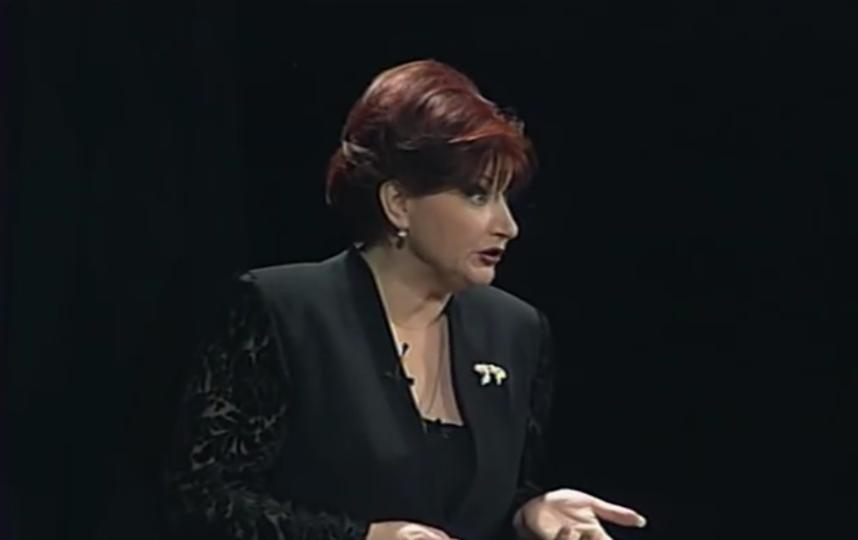 Елена Степаненко. Фото Скриншот Youtube
