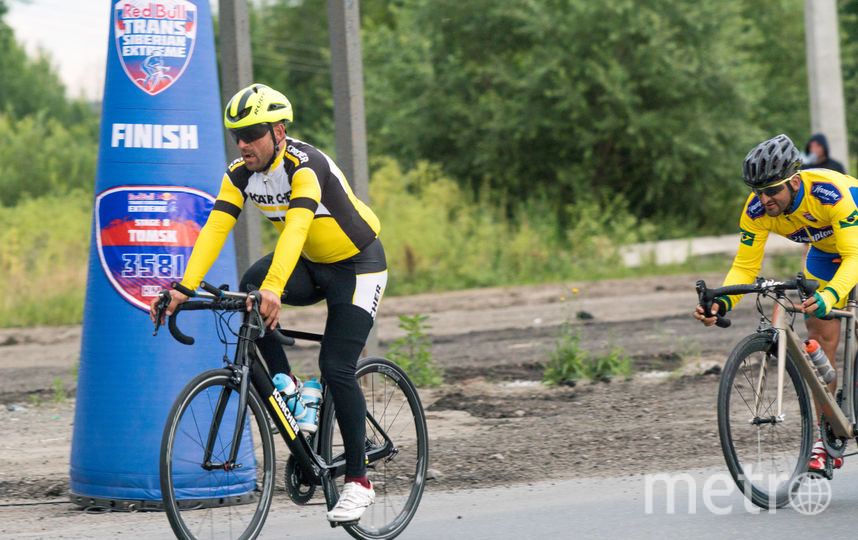 Победителем восьмого этапа самой протяженной в мире этапной велогонки Red Bull Trans-Siberian Extreme 2018 стал россиянин Владимир Гусев. Фото https://www.redbullcontentpool.com/
