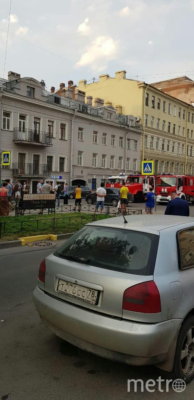 """""""ДТП и ЧП / Санкт-Петербург"""". Фото vk.com/spb_today, Сергей Кастальский, vk.com"""