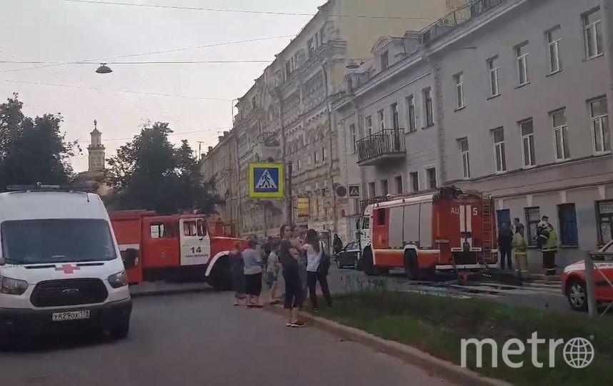 """ДТП и ЧП / Санкт-Петербург"". Фото vk.com/spb_today, Masha Kovalevskaya, vk.com"