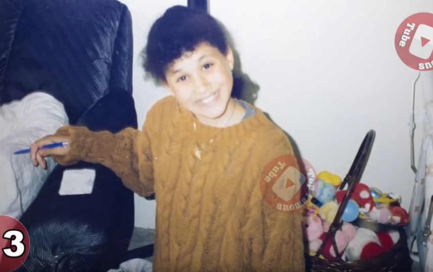 Меган Маркл в детстве и юности. Фото Скриншот Youtube