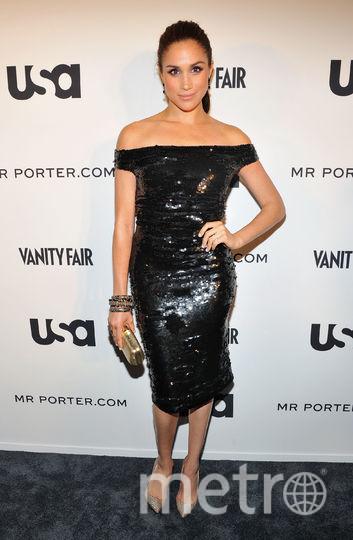 Меган Маркл в начале карьеры. Фото Getty