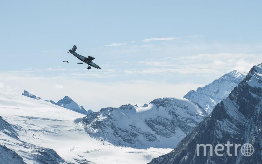 В Альпах разбился самолёт военных лет. Архивные фото. Фото Getty