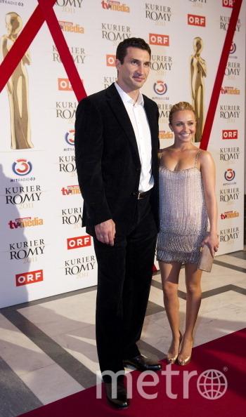Владимир Кличко и Хайден Панеттьери расстались после 9 лет отношений. Фото Getty