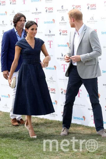 Архивные фото Меган Маркл и принца Гарри. Фото Getty