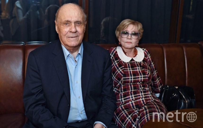 Владимир Меньшов и Вера Алентова. Фото РИА Новости