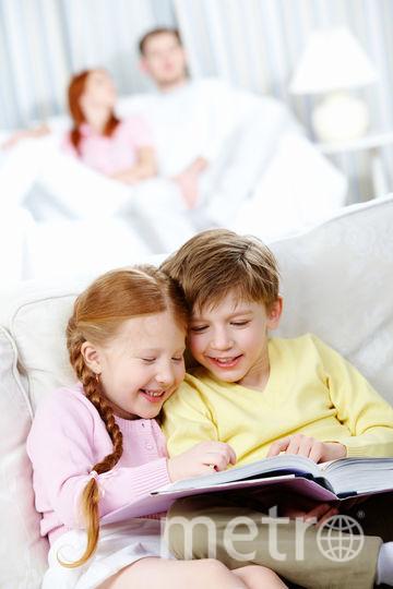 Вникать в смысл прочитанного у детей получается не сразу. Фото  pressfoto