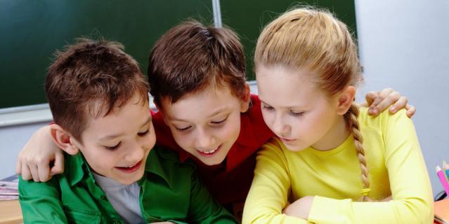 Курсы помогут ребятам намного успешнее учиться.