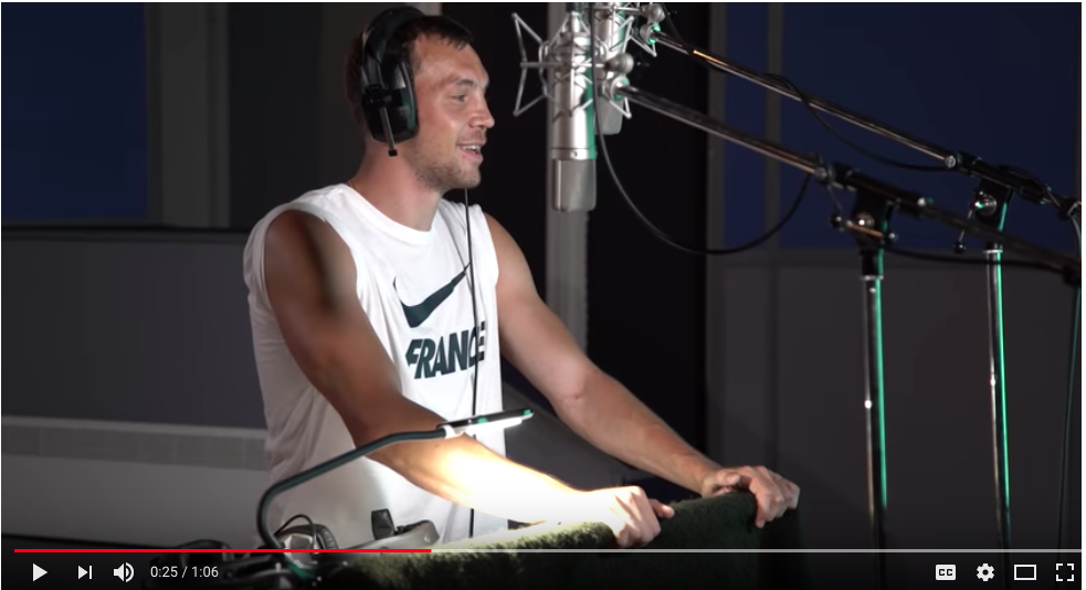 Артем Дзюба. Фото Скриншот Youtube