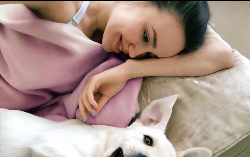 Анастасия Костенко, архив фото. Фото instagram.com/kostenko.94