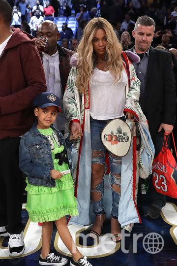 Бейонсе дала интервью журналу Vogue и рассказала о своём происхождении и своих детях. Фото Getty