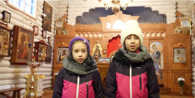 Православные всё активнее на просторах Интернета: сёстры Литвиновы рассказывают в Сети о сути христианского вероучения.