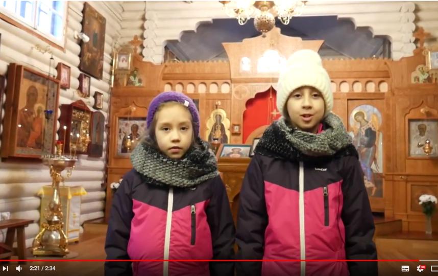 Православные всё активнее на просторах Интернета: сёстры Литвиновы рассказывают в Сети о сути христианского вероучения. Фото скриншоты youtube