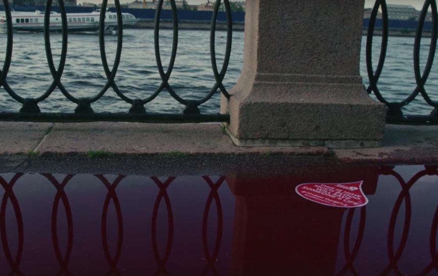 """Скриншот видео """"Фонда доноров"""". Фото vk.com/fonddonorov"""