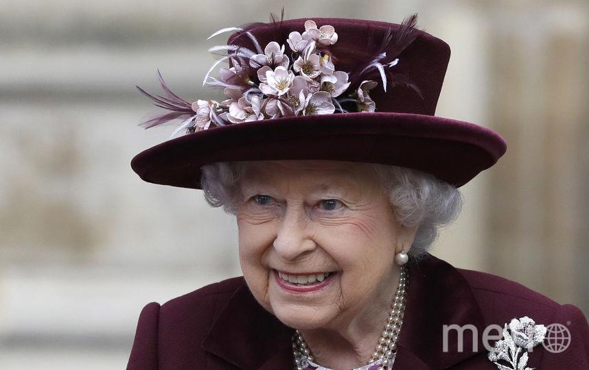 Елизавета II. Архив фото. Фото Getty